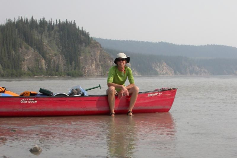 Slide 3 of 6: Yukon River, YT - 2009
